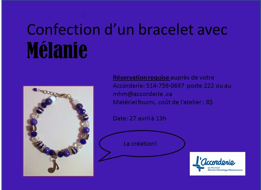 Confection bracelet 04 2019