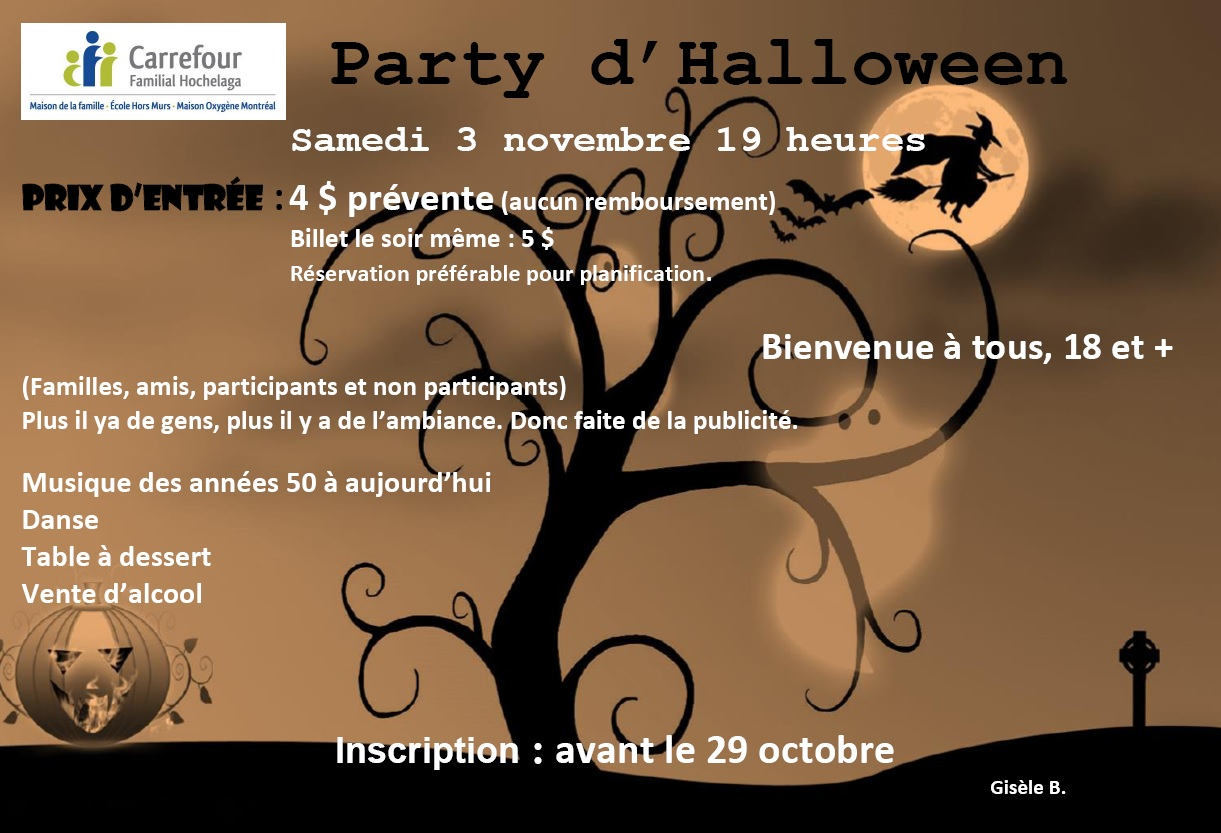 Party dHalloween